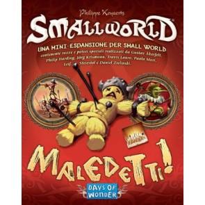 Smallworld - espansione maledetti