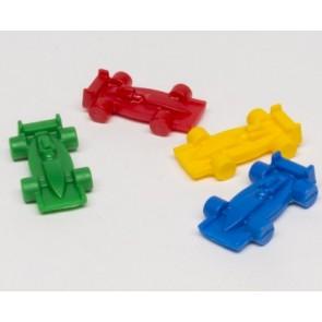 Racing car (1 pezzo) - Giallo