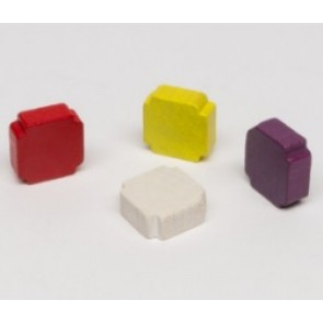 Square 15/6 (1 pezzo) - Bianco