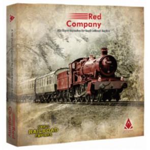 PREORDINE Day one 15-10-21: Small Railroad Empires Espansione Red Company in italiano