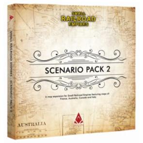 PREORDINE Day one 15-10-21: Small Railroad Empires Espansione Scenario Pack 2