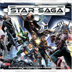 Star Saga edizione italiana