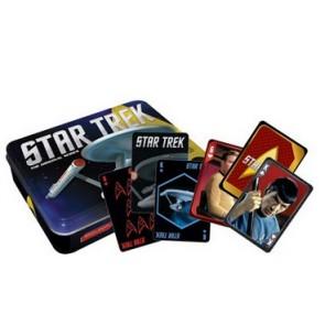 Carte da gioco Star Trek serie classica
