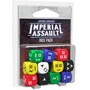 Star Wars - Assalto Imperiale - Set Dadi Speciali