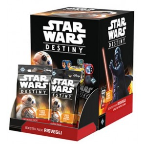 Star Wars MEGA Destiny 36 Booster Pack Risvegli