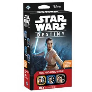 Star Wars Destiny Rey Starter Set