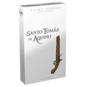 Time Stories - Santo Tomas de Aquino