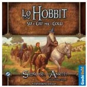 Il signore degli anelli: lo hobbit su e giù per i colli in italiano