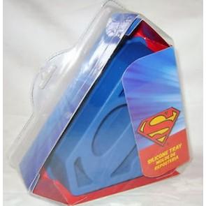 Superman Silicon cake