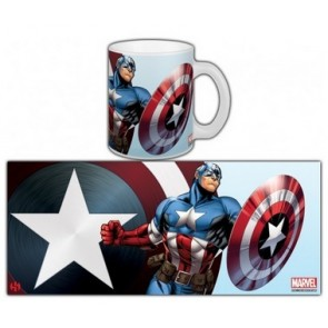 Tazza Captain America