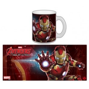 Tazza Iron Man