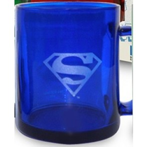 Tazza translucente Superman