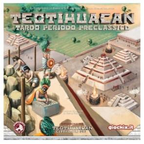(Lievemente danneggiata) Teotihuacan Espansione Tardo periodo Preclassico in italiano
