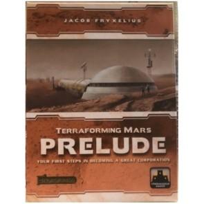 Terraforming Mars PRELUDE Edizione italiana