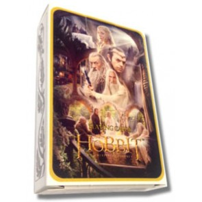 The Hobbit - An Unexpected Journey Playing Cards