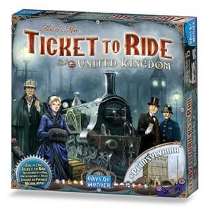 Ticket to Ride Volume 5 United Kingdom