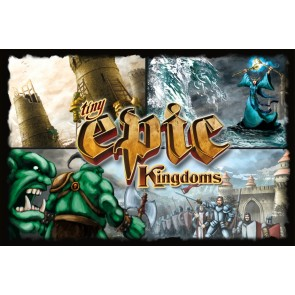 Tiny Epic Kingdoms versione Italiana