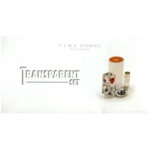Time Stories - Trasparent Set