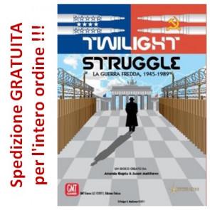 PREORDINE: Twilight Struggle in italiano