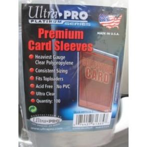 Ultra-Pro: 100 Bustine Protettive per Carte Premium 66,7x92,1mm
