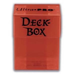 Deck Box - Porta Mazzo Rosso