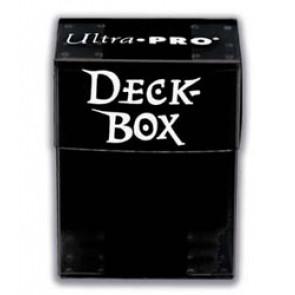 Deck Box - Porta Mazzo Nero