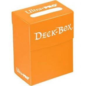 Deck Box - Porta Mazzo Arancione