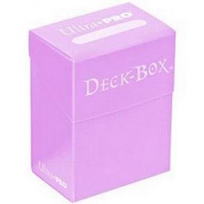 Deck Box - Porta Mazzo Rosa