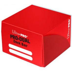 Deck Box - Porta Mazzo Pro-Dual - Rosso