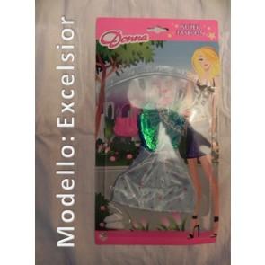 Vestito per Bambole - Modello Excelsior
