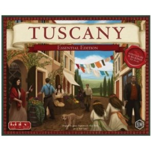 Viticulture Essential Edition Espansione Tuscany