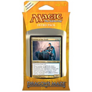 Magic - Dragon's Maze Intro Pack - Azorius Authority