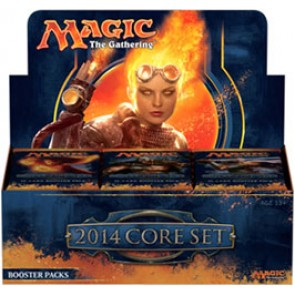 Magic - 2014 Core Set Box Booster ING (36)