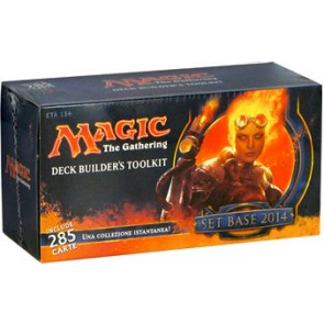 Magic the Gathering Deck Builder's Toolkit 2014