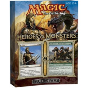 Magic - Duel Decks: Heroes Vs. Monsters