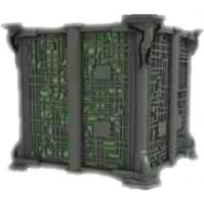 Star Trek Attack Wing: Scout Cube 608 Borg