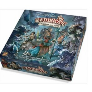 Zombicide Black Plague: Friends and foes  - Italiano