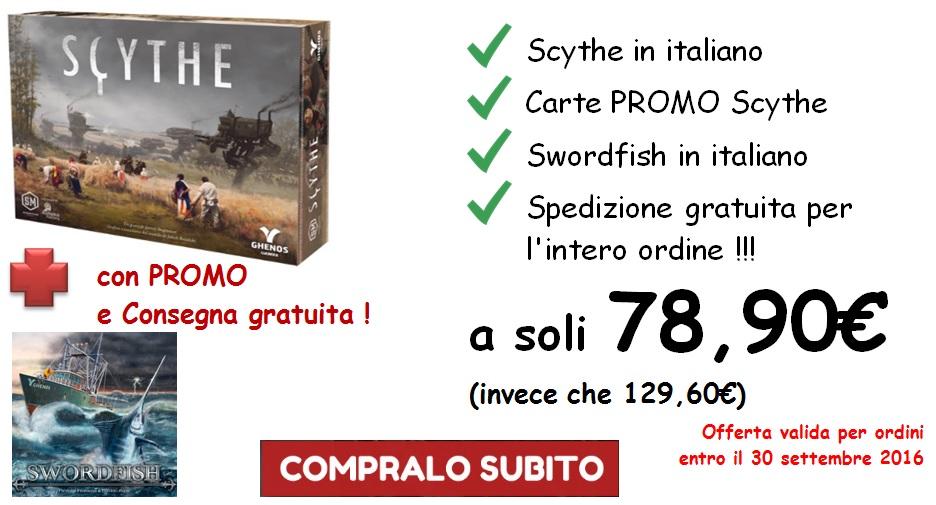 Scythe promo